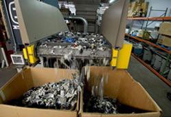 工业固态垃圾处理